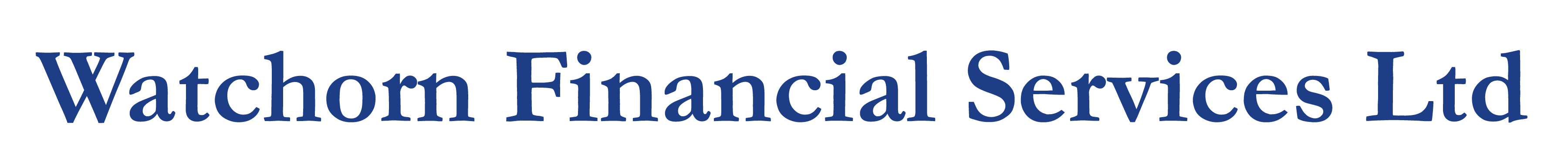 Watchorn Financial Services